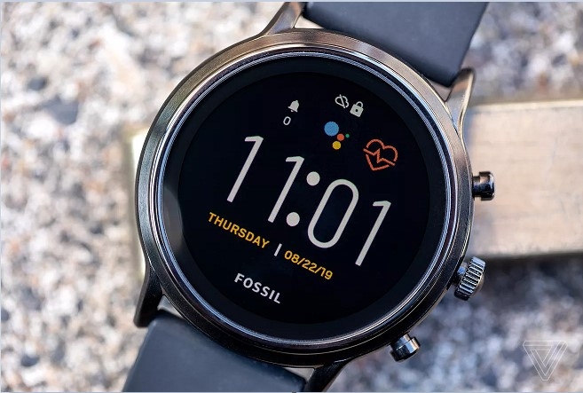 Smartwatch by Fossil