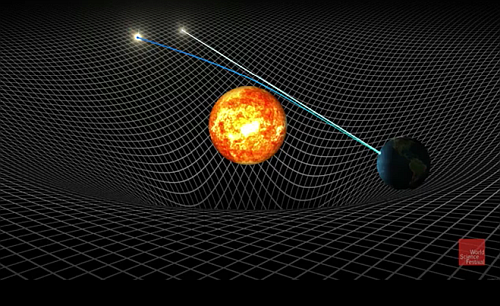 Gravitational waves may represent a new era of Astronomy (Source: YouTube).