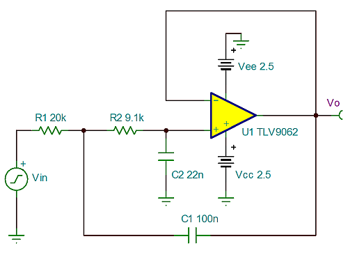 Planet Analog Signal Chain Basics 126 How To Design Active Filters With Different Response Types Using Circuit Transfer Function Equations