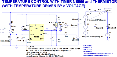 Click here for larger image   The complete circuit and the LTSpice directives