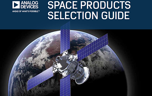 Analog Devices Space Products Selection Guide at: ADI Space Selection Guide