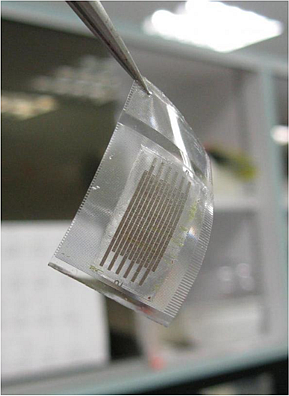 'A team of researchers at Nanyang Technological University in Singapore has developed a flexible supercapacitor using ribbons of graphene, naming it a 'micro-supercapacitor''  (Source: EETimes Europe)