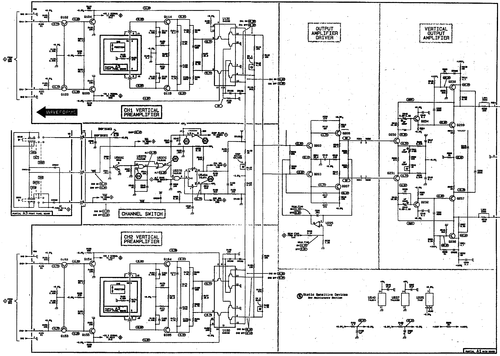 For a better view of this schematic, click here. (Source: Tektronix)