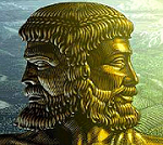 The Roman god Janus(Source: About.com)