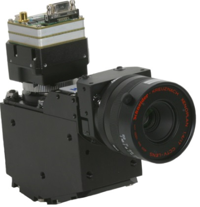 Headwall Photonics 'Micro' hyperspectral sensor, available in 380 nm to 1,000 nm and 900 nm to 1,700 nm, and under two pounds! (Source: Headwall Photonics)