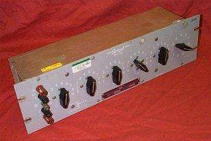 The Gertsch Ratio Transformer is a precision, multitap autotransformer box with big knobs to set the input/output ratio.