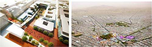 The smart city project in Guadalajara, Mexico. (Image:  The Institute IEEE ,  www.carloratti.it)