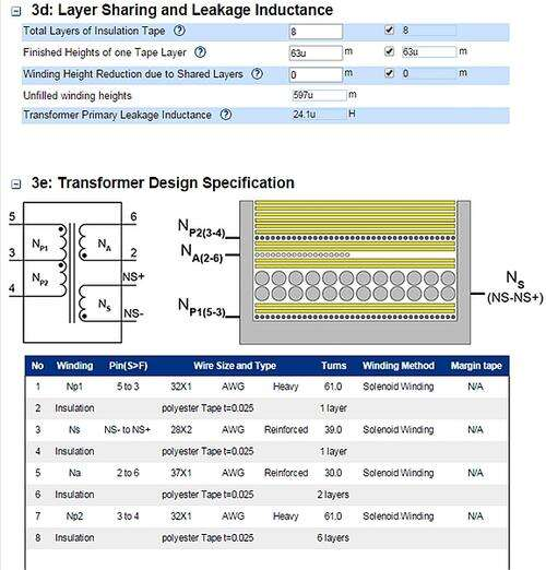 Fairchild Coupled Inductor Design Illustration
