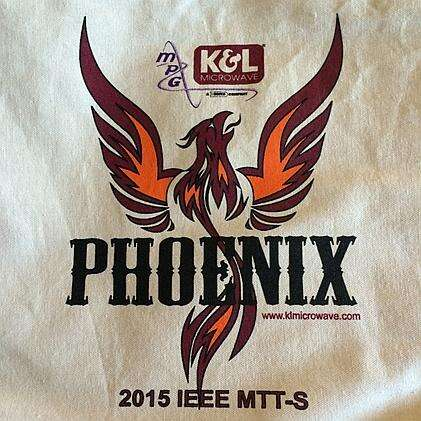Photo of the K&L Microwave Tote Bag