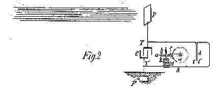 Nikola TESLA, 'Apparatus for the Utilization of Radiant Energy', US-Patent 685,957, issued on November 05, 1901 (Image courtesy of Reference 1)    On February 6, 1932 Tesla commented to the Editor of the NY Times that 'You have given considerable space to the subject of cosmic rays, which seems to have aroused general attention to an unusual degree. Inasmuch as I discovered this wonderful phenomenon and investigated it long before others began their researches your readers may perhaps be interested in my own findings.' Tesla's original idea was published in a series of articles, published from 1896 to 1898, on Roentgen rays (eventually called X-Rays) and radioactivity in The Electrical Review. His experiments in 1896 were greatly advanced through his invention of a new form of vacuum tube that could handle Megavolts. Tesla claimed that a radioactive body is simply a target that is continuously bombarded by small 'bullets' projected from all parts of the universe. He was able to solve this mystery in 1899 with mathematical and experimental proof that the Sun and other heavenly bodies in the universe emitted great rays of energy in tiny particles animated by velocities faster than the speed of light (That was his comment---Einstein might disagree). CERN had made some other comments on cosmic rays, but it looks like Tesla preceded their August 1912 comment . Tesla commented that these rays had tremendous penetrative power that enabled them to traverse 'thousands of miles' (We now know that it is far more than that) of solid matter without losing speed. While passing through space, he commented, filled with cosmic dust, they generate a secondary radiation of constant intensity that reached the Earth. His vacuum tube experiments bore his theory out. He may not have been 100% correct in all of his hypotheses in this area, but his theory was pretty good for the late 19th century. Reference 1:    Nikola TESLA's Radiations and the Cosmic Rays by Andre Waser, July 2000