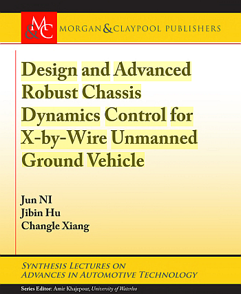 Copyright Year:   2018 Author(s):   Jun Ni, Jibin Hu, and Changle Xiang  Publisher:   Morgan & Claypool  Content Type:   Books  Topics:   Technology and Engineering