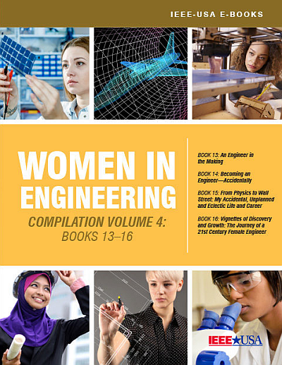 Copyright Year:   2017 Author(s):   Susan Delafuente, Monique J. Morrow, Rowena Track, Nathalie Gosset Publisher:   IEEE-USA  Content Type:   Books  Topics:    Engineering, Women in Engineering
