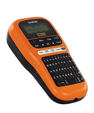 Label-makers such as these P-Touch units from Brother make production of rugged, versatile labels into a quick and simple task, and they're inexpensive, too (Image source: Brother Mobile Solutions)