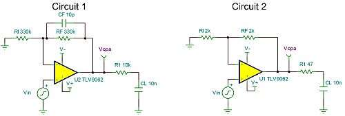 Click here for larger image  Updated circuits with compensation