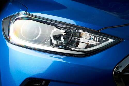 Automotive LED Headlight
