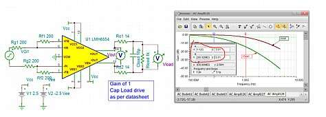 Click here for larger image  Recommended Ro case with 18pF load capacitance